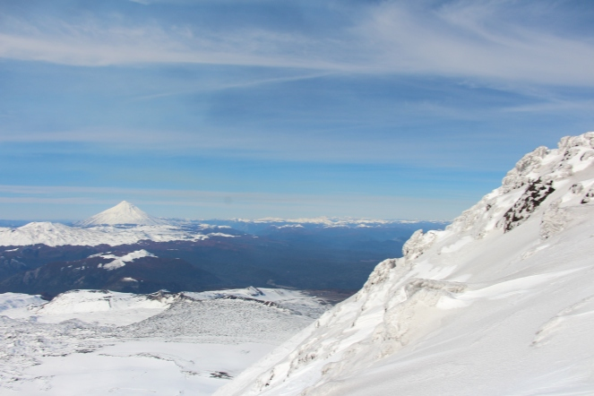 Travel and backpacking in Villarrica, Pucon Chile