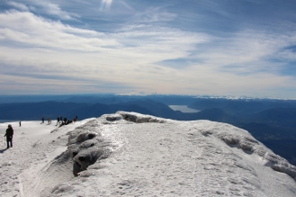 Travel and backpacking in Villarrica Chile
